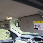 Renault Duster sun visors