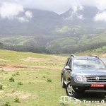 Renault Duster compact crossover