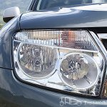 Renault Duster head lamps