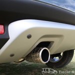 Renault Duster tail pipe