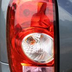 Renault Duster tail lamps