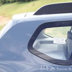 Renault Duster rear quarter glass