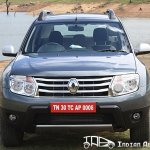 Renault Duster front