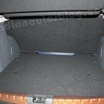 Renault Duster boot space