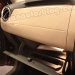 Renault Duster glovebox