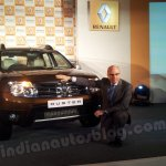 Renault Duster Mumbai launch