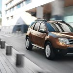 Renault Duster for Indian market