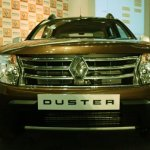 Renault Duster front fascia