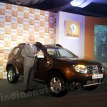 Renault Duster launched in Mumbai Marc Nassif