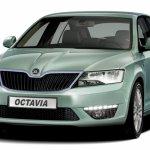 Skoda Octavia 2013 sedan