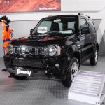 Suzuki Jimny facelift China