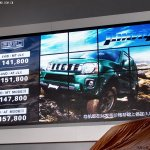 Suzuki Jimny facelift China price