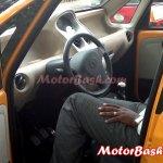 Tata Nano Left hand drive interiors