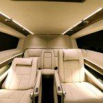 Tata Winger Executive Van interiors