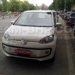 VW Up! front view