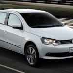 Volkswagen Gol front
