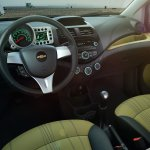 2013 Chevrolet Beat interiors