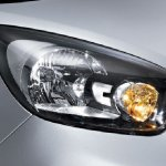 2013 Kia Picanto headlight