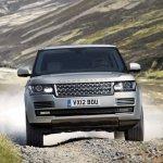 2013 Range Rover front fascia