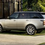 2013 Range Rover side profile