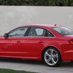 2014 Audi A4 rear