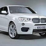 2014 BMW X4 front