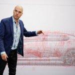 2014 Skoda Octavia front end accidentally revealed