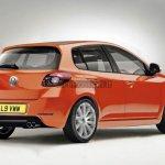 2015 Volkswagen Polo rendering (2)