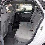 Audi A4L legspace