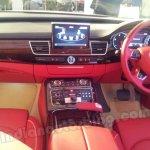 Audi A8L 4.2 TDI dashboard