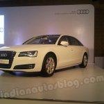 Audi A8L 4.2 TDI