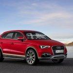 Audi Q2 Rendering