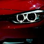BMW 3 Series headlight F30