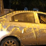 Chevrolet Sail sedan spyshot (2)