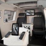Dacia Duster Limousine interiors