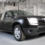 Dacia Duster Limousine side profile
