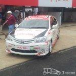 Etios Motor Racing car