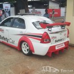 Etios Motor Racing Safety car rear