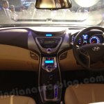 Hyundai Elantra India launch cabin forward