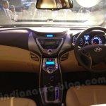 Hyundai Elantra India launch cabin forward