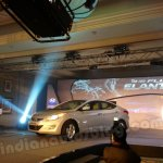 Hyundai Elantra India launch New Delhi