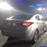Hyundai Elantra India launch rear