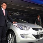 Hyundai Elantra India launch