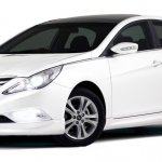 Hyundai Sonata Sport front