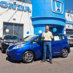 Matt Walton Honda Fit EV