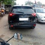 Mazda CX-5 test mule India rear profile