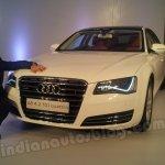 Mr Michael Perschke Audi A8L 4.2 TDI
