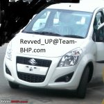 New Maruti Ritz spotted