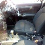 Nissan Almera Malaysia interiors