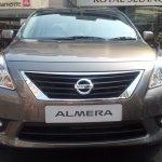 Nissan Almera Malaysia front fascia
